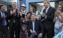 INAUGURACIÓN SEDE COMUNITARIA LIBERTAD