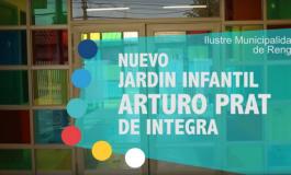 "NUEVO JARDIN INFANTIL DE INTEGRA ""ARTURO PRAT"" (VIDEO)"