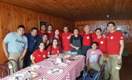 INVITAMOS A LA COMUNIDAD A FESTEJAR HOMENAJE A CUERPO DE BOMBEROS DE LA COMUNA