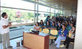 FUNCIONARIOS DE ATENCION PRIMARIA DE SALUD, PARTICIPAN EN LA ELABORACION DE PLAN DE SALUD INTERNO