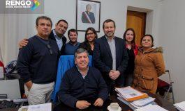 ALCALDE DE RENGO ANUNCIA LA PRIMERA PLANTA DE COMPOSTAJE EN LA REGION