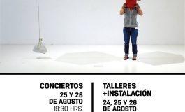 TSONAMI ARTE SONORO REALIZA EXTENSIÓN EN LA COMUNA DE RENGO