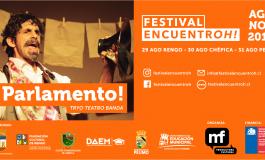 ¡Festival de Teatro es nacido y criado en O´Higgins!