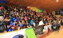 Comunidades de la VI región se tomaron el escenario en la segunda versión de Talento de Barrio