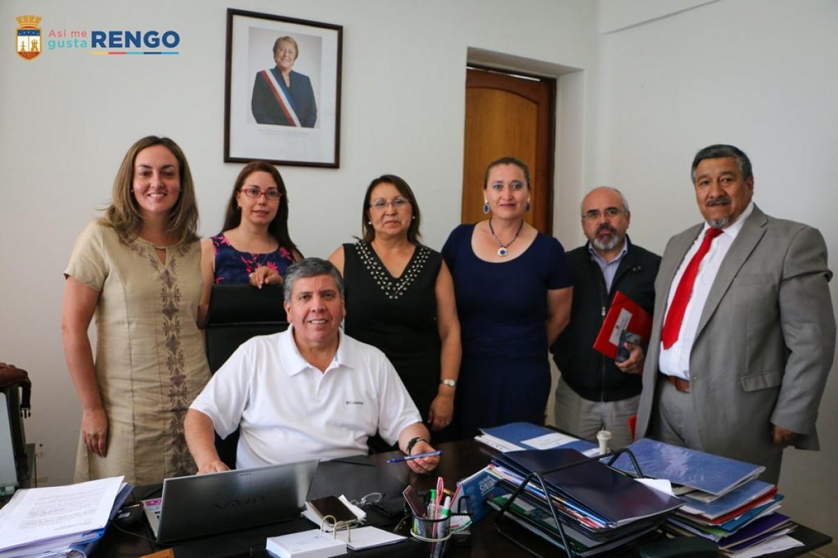 SEIS NUEVOS DIRECTORES PARA ESTABLECIMIENTOS EDUCACIONALES DE LA COMUNA