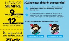 MUNICIPALIDAD DE RENGO INFORMA: NUEVA NORMATIVA DE SISTEMAS DE RETENCIÓN INFANTIL