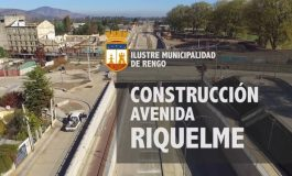CONOCE LOS AVANCES DE AVENIDA RIQUELME (VER VIDEO)