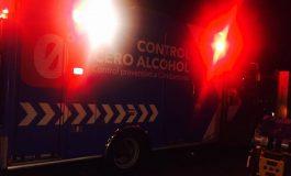 AMBULANCIA CONTROL CERO REALIZA 177 CONTROLES A CONDUCTORES EN LA COMUNA DE RENGO