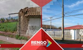 RENGO AVANZA: EL PASADO Y PRESENTE DE CALLE HUASCAR