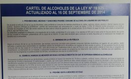 ATENCIÓN EXPENDIOS DE BEBIDAS ALCOHOLICAS