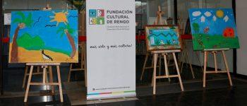 Fundación Cultural de Rengo: DISFRUTA DE LA 1° EXPOSICIÓN ARTÍSTICA DE EDUCACIÓN PRE – ESCOLAR HASTA EL 15 DE SEPTIEMBRE