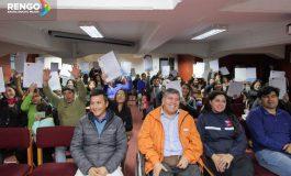 40 FAMILIAS DE RENGO RECIBEN SUBSIDIO PARA GRUPOS EMERGENTES Y CLASE MEDIA