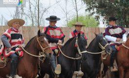 Club de Huasos Nueva Esperanza de Rosario: ESTE FIN DE SEMANA SE INAUGURO LA PRIMERA MEDIALUNA EN ROSARIO