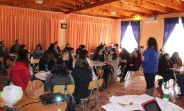 FUNCIONARIOS CESFAM RENGO PARTICIPAN EN TALLER DE CLIMA ORGANIZACIONAL Y SASTIFACCION LABORAL.