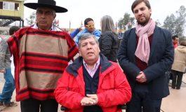 INAUGURACION MEDIALUNA DE ROSARIO (VER PALABRAS DEL ALCALDE CARLOS SOTO)