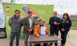 Inversión de 3.500 millones de pesos:COMIENZA CONSTRUCCIÓN DEL PARQUE ORIENTE DE RENGO
