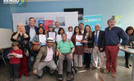 61 FAMILIAS DE LA COMUNA DE RENGO RECIBEN SUBSIDIOS DE HABITABILIDAD