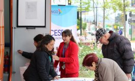 CESFAM Rienzi Valencia de Rengo realiza diversos programas y talleres de salud con la comunidad en terreno.