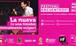 Artistas regionales combaten el bullying con obra de teatro en Festival EncuentrOH!