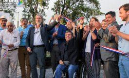 GRAN INAUGURACIÓN CIUDADANA DE LA RENOVADA AV. ERNESTO RIQUELME