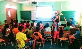TALLER DE PREVENCIÓN DE INCENDIOS FORESTALES PARA NIÑOS Y NIÑAS DE ESCUELA DE VERANO