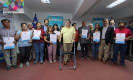 62 VECINOS DE RENGO RECIBEN SUBSIDIO DE MEJORAMIENTO PARA SUS VIVIENDAS
