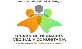 CONOCE LA UNIDAD DE MEDIACION VECINAL Y COMUNITARIA DE LA MUNICIPALIDAD DE RENGO