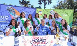 La Mejor Fiesta de O'Higgins 6 y 7 de abril:CON LA PRESENCIA DE PEDRO AZNAR SE INICIA SEGUNDA JORNADA DE LA VENDIMIA DE RENGO
