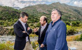 COMIENZA ESTUDIO DE FACTIBILIDAD E IMPACTO AMBIENTAL DEL PROYECTO EMBALSE EL BOLLENAR