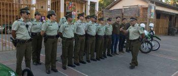 CARABINEROS DE CHILE: MAS SEGURIDAD Y PREVENCION EN RENGO