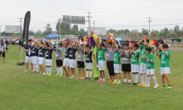 La salud física mejora con la práctica del deporte en barrios de O'Higgins