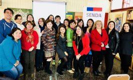 SENDA PREVIENE RENGO CAPACITA A ESTABLECIMIENTOS EDUCACIONALES