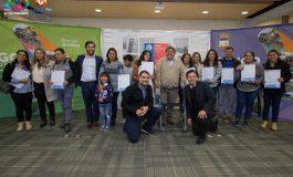 43 FAMILIAS DE LA COMUNA RECIBEN EL ANSIADO SUBSIDIO DS1