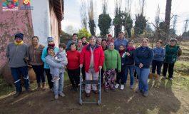 52 familias beneficiadas:SE ENTREGO TERRENO A COMITÉ PABLO II DE CHANQUEAHUE Y COMIENZA CONSTRUCCION DE VIVIENDAS