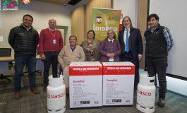 GASCO ENTREGA IMPORTANTE DONACIÓN A LA MUNICIPALIDAD DE RENGO