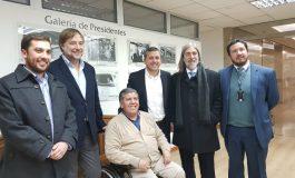 Iniciativa de Alcalde Carlos Soto toma forma:GOBIERNO REGIONAL ENTREGA RECURSOS PARA EL ESTUDIO DE FACTIBILIDAD DE METROTREN HASTA CHIMBARONGO