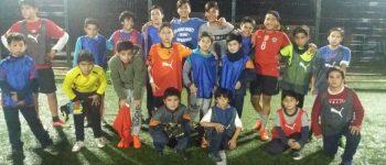 ATENCION NIÑOS Y ADOLESCENTES FUTBOLEROS:TALLER MUNICIPAL FUTBOL VARONES