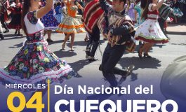 DÍA NACIONAL DEL CUEQUERO