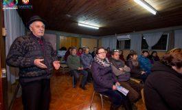 ALCALDE DE RENGO ENTREGA IMPORTANTE ANUNCIO A VECINOS DEL BARRIO EGENAU SOBRE LA RED DE ALCANTARILLADO EN EL SECTOR