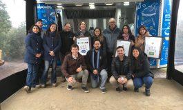 Agrosuper, Pacific Hydro y Milo reafirman su compromiso con los niños y niñas de Fundación Fútbol Más