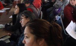 OFICINA DE SEGURIDAD PÚBLICA PARTICIPA EN CHARLA DIRIGIDA A VECINOS DEL NUEVO COMPLEJO HABITACIONAL VILLA PRIMAVERA