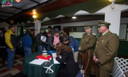 CONFORMACIÓN PRIMERA JUNTA DE VIGILANCIA RURAL DE LA COMUNA DE RENGO