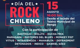 DÍA DEL ROCK CHILENO
