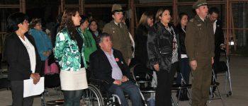 120 VECINOS DE VILLA LOS MAITENES RECIBEN SUS ALARMAS COMUNITARIAS