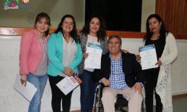 DOCENTES RECIBEN CERTIFICADO DEL CURSO DISEÑO UNIVERSAL DE APRENDIZAJES (DUA)