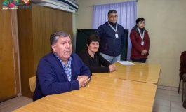 VECINOS DE VILLA ALERCE SERAN BENEFICIADOS CON ALCANTARILLADO