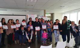 FAMILIAS DE RENGO SON CAPACITADAS EN HUERTOS PERSONALES Y ORGANICOS