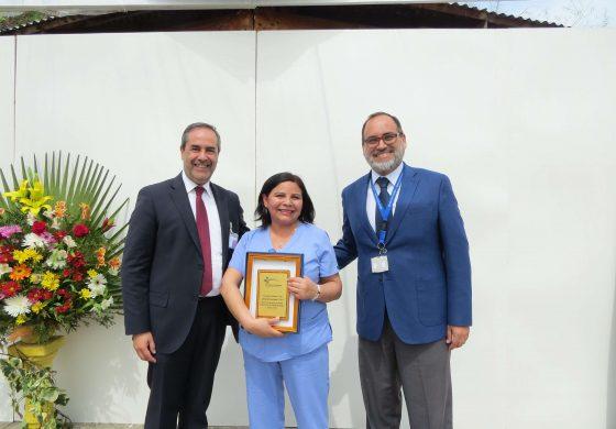 Autoridad de Salud destacó rol Hospital de Rengo en reducción de Garantías no Ges