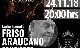 ESTRENO REGIONAL FRISO ARAUCANO - CARLOS ISAMIT