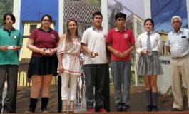 400 ALUMNOS DE LA COMUNA RECIBEN BECA PRO-RETENCION